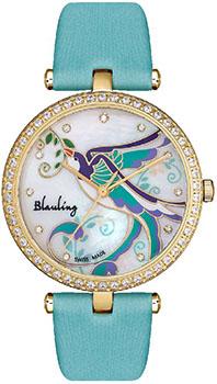 Швейцарские наручные  женские часы Blauling WB3115-02S. Коллекция Hummingbird