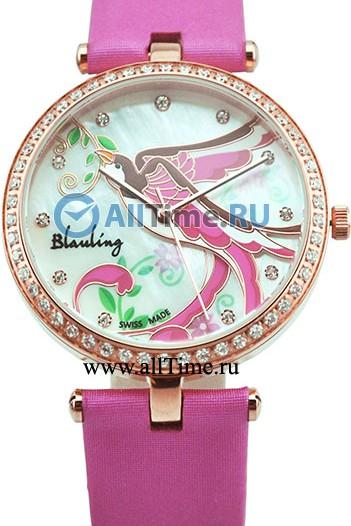 Женские наручные швейцарские часы в коллекции Hummingbird Blauling