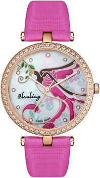 Швейцарские наручные  женские часы Blauling WB3115-03S. Коллекция Hummingbird