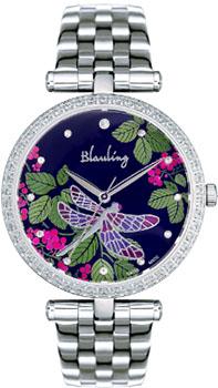 Швейцарские наручные  женские часы Blauling WB3118-11S. Коллекция Libellule