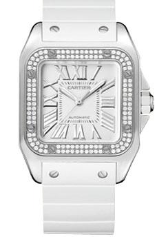 Швейцарские наручные  женские часы Cartier WM50460M