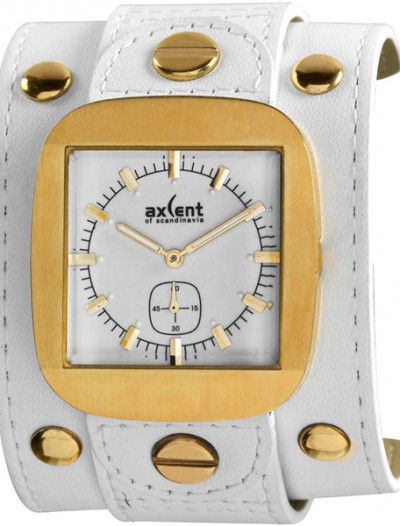 Женские наручные fashion часы в коллекции Square Axcent of Scandinavia