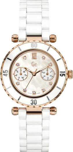 Женские наручные швейцарские часы в коллекции Precious Gc