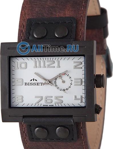 Мужские наручные швейцарские часы в коллекции Sport style Bisset