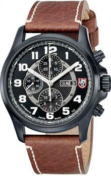 Швейцарские наручные  мужские часы Luminox XL.1867. Коллекция Land