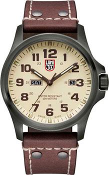 Швейцарские наручные  мужские часы Luminox XL.1927. Коллекция Land