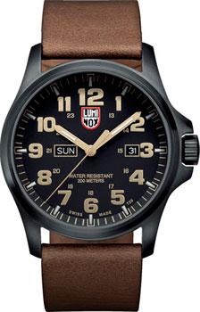 Швейцарские наручные  мужские часы Luminox XL.1929. Коллекция Land