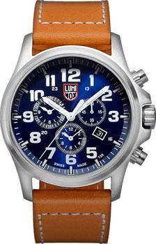 Швейцарские наручные  мужские часы Luminox XL.1944. Коллекция Land