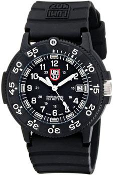 Швейцарские наручные  мужские часы Luminox XS.3001. Коллекция Sea