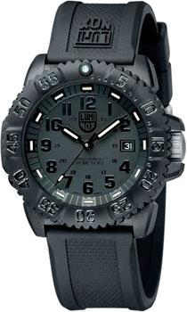 Швейцарские наручные  мужские часы Luminox XS.3051.BO.1. Коллекция Sea