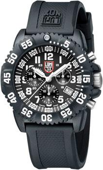 Швейцарские наручные  мужские часы Luminox XS.3081. Коллекция Sea