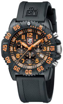 Швейцарские наручные  мужские часы Luminox XS.3089. Коллекция Sea