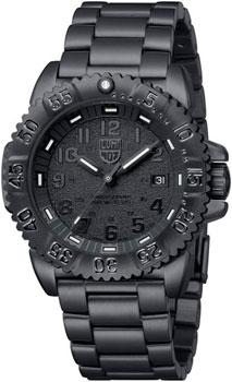 Швейцарские наручные  мужские часы Luminox XS.3152.BO.NV. Коллекция Sea
