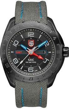 Швейцарские наручные  мужские часы Luminox XU.5121.GN. Коллекция Space