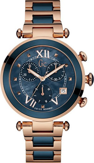 Женские наручные швейцарские часы в коллекции Sport Chic Gc