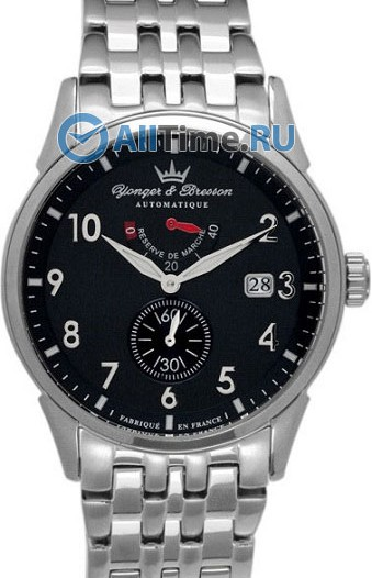 Мужские наручные часы в коллекции Versailles Yonger&Bresson
