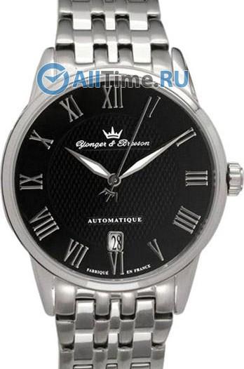 Мужские наручные часы в коллекции La Boissiere Yonger&Bresson