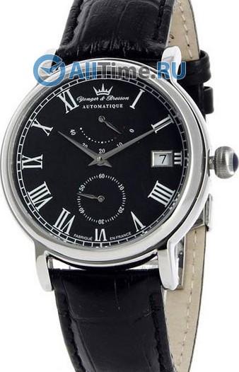 Мужские наручные часы в коллекции Chambord Yonger&Bresson