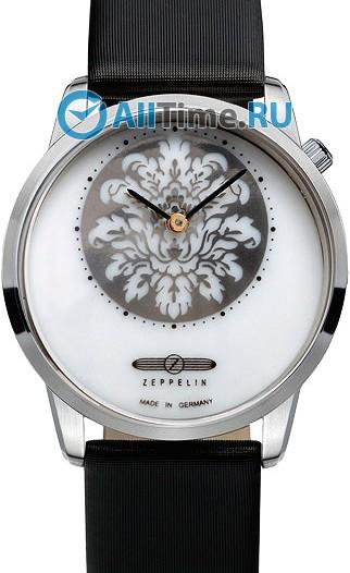 Женские наручные немецкие часы в коллекции Edition Porcelain Zeppelin