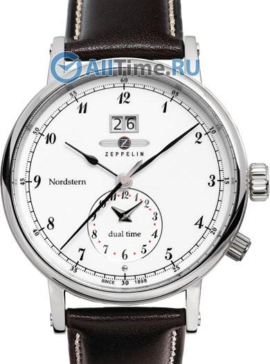Мужские наручные немецкие часы в коллекции Nordstern Zeppelin