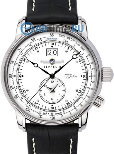 Мужские наручные немецкие часы в коллекции 100 Years Zeppelin Zeppelin