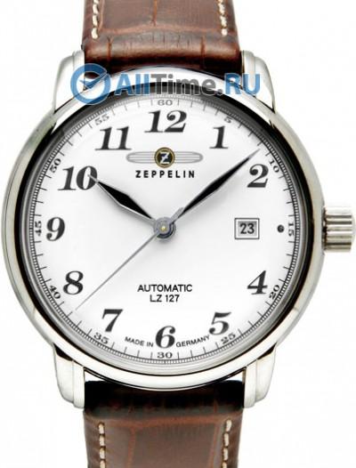 Мужские наручные немецкие часы в коллекции Count Zeppelin Zeppelin