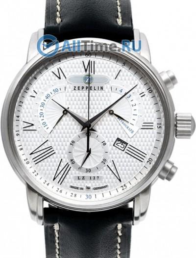 Мужские наручные немецкие часы в коллекции Transatlantic Zeppelin
