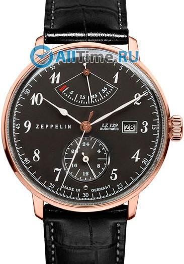 Мужские наручные немецкие часы в коллекции Hindenburg Zeppelin