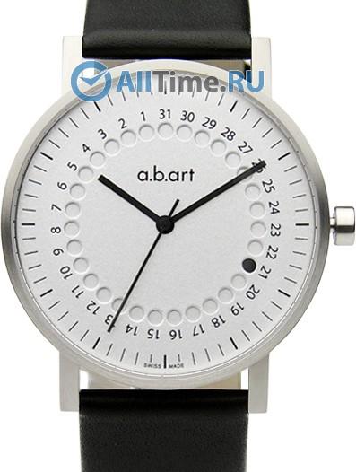 Мужские наручные швейцарские часы в коллекции Series O a.b.art