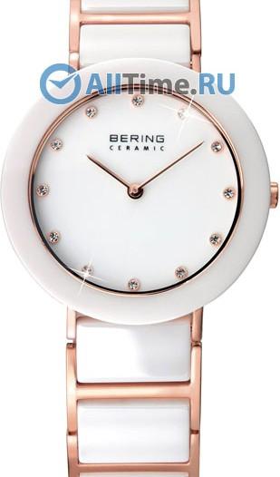 Женские наручные часы в коллекции Ceramic Bering