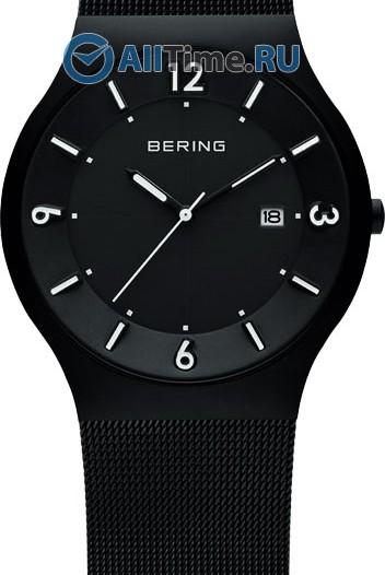 Мужские наручные часы в коллекции Solar Bering