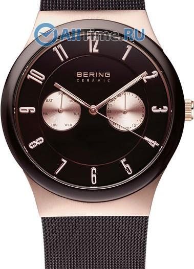 Мужские наручные часы в коллекции Ceramic Bering