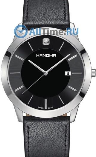 Мужские наручные швейцарские часы в коллекции Elements Hanowa