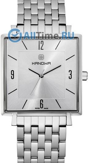 Мужские наручные швейцарские часы в коллекции Eleganza Hanowa