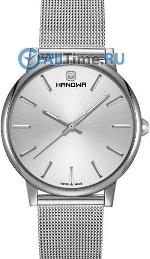 Мужские наручные швейцарские часы в коллекции Luna Hanowa