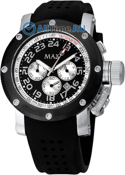 Мужские наручные часы в коллекции Sports MAX XL Watches
